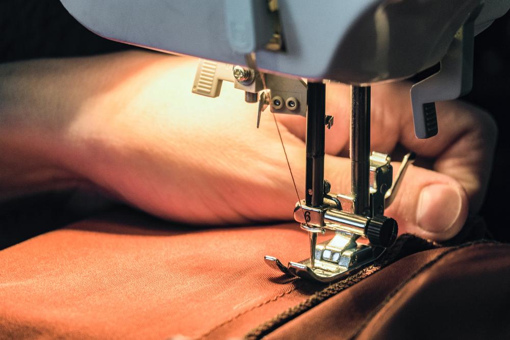 pfaff industrie naaimachine